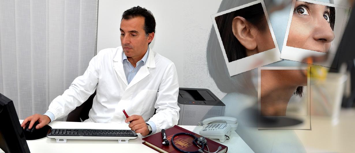 Specialista Otorino Dr Berni Canani