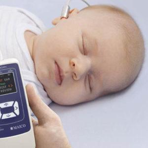 Sordità infantile: otoemissioni acustiche