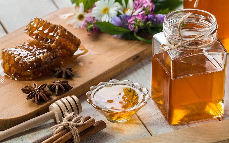 Miele e mal di gola