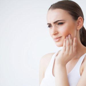 Disturbi della masticazione e  vertigini